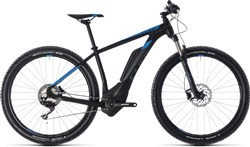 "Cube Reaction Hybrid Race 500 27.5"" 2018 - Electric Mountain Bike"