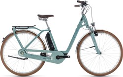 Cube Elly Cruise Hybrid 500 Easy Entry 2018 - Electric Hybrid Bike