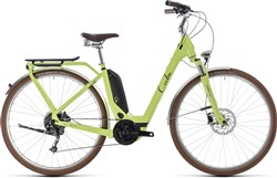 Cube Elly Ride Hybrid 400 Easy Entry 2018 - Electric Hybrid Bike