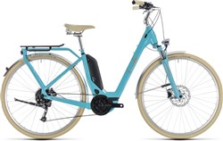 Cube Elly Ride Hybrid 500 Easy Entry 2018 - Electric Hybrid Bike