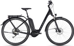 Cube Touring Hybrid EXC 500 Easy Entry 2018 - Electric Hybrid Bike