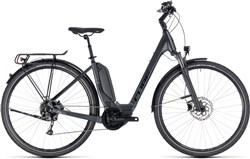 Cube Touring Hybrid One 400 Easy Entry 2018 - Electric Hybrid Bike