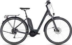 Cube Touring Hybrid One 500 Easy Entry 2018 - Electric Hybrid Bike