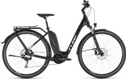 Cube Touring Hybrid Pro 400 Easy Entry 2018 - Electric Hybrid Bike