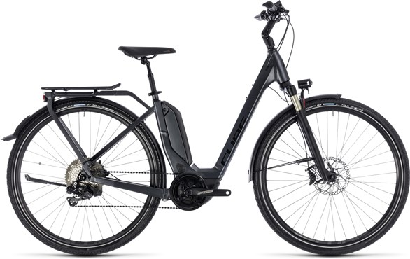 Cube Touring Hybrid SL 500 Easy Entry 2018 - Electric Hybrid Bike