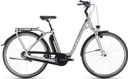 Cube Town Hybrid EXC 500 Easy Entry 2018 - Electric Hybrid Bike