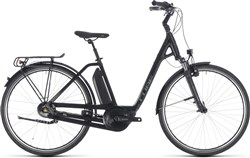 Cube Town Hybrid One 400 Easy Entry 2018 - Electric Hybrid Bike