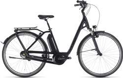 Cube Town Hybrid Pro 400 Easy Entry 2018 - Electric Hybrid Bike