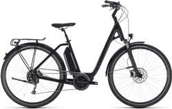Cube Town Hybrid Sport 400 Easy Entry 2018 - Electric Hybrid Bike