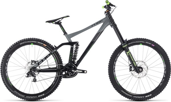 "Cube Two15 Race 27.5"" Mountain Bike 2018 - Downhill Full Suspension MTB"