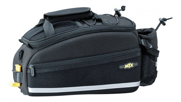 Topeak MTX EXP With Side Panniers - Trunk bag
