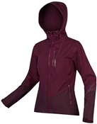 Product image for Endura Womens SingleTrack Waterproof Jacket II AW17