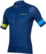 Product image for Endura Triangulate Short Sleeve Jersey AW17