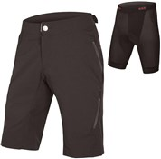 Endura SingleTrack Lite Short II with Liner AW17