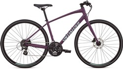 Specialized Sirrus Disc Womens 2018 - Hybrid Sports Bike