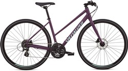 Product image for Specialized Sirrus Disc Step Through Womens 2018 - Hybrid Sports Bike