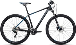 "Cube Attention 27.5"" - Nearly New - 18"" - 2017 Mountain Bike"