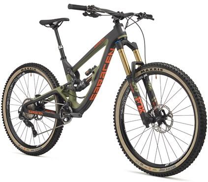 Buy Saracen Ariel Lt 27 5 Mountain Bike 2018 Enduro Full