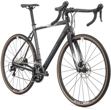 Saracen Hack in Black 2018 - Road Bike