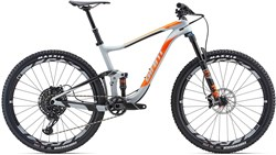 "Product image for Giant Anthem Advanced 1 27.5"" Mountain Bike 2018 - Trail Full Suspension MTB"