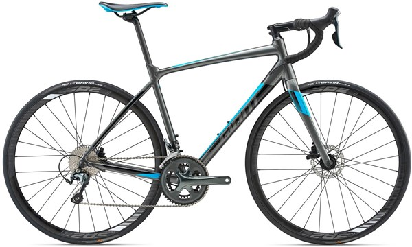 Giant Contend SL 2 Disc 2018 - Road Bike