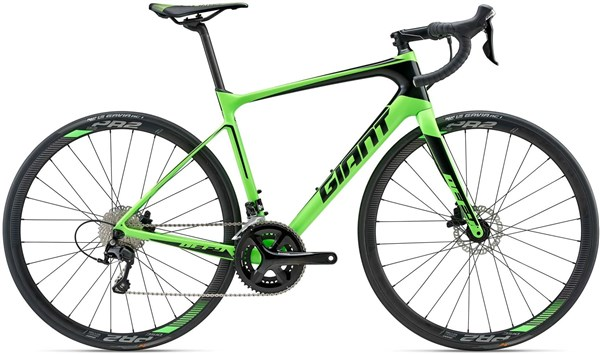 Giant Defy Advanced 2 2018 - Road Bike