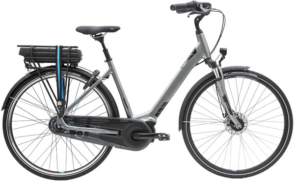 Giant Entour E+1 2018 - Electric Hybrid Bike