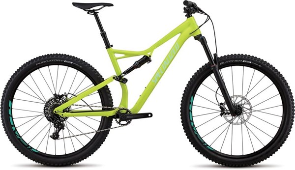 Specialized Stumpjumper Comp Alloy 29/6Fattie Mountain Bike 2018 - Trail Full Suspension MTB
