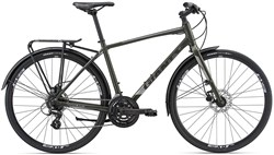 Product image for Giant Escape 2 City Disc 2018 - Hybrid Sports Bike