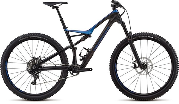 Specialized Stumpjumper Comp Carbon 29/6Fattie Mountain Bike 2018 - Trail Full Suspension MTB