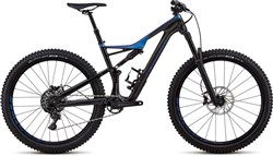 Specialized Stumpjumper Comp Carbon 650b Mountain Bike 2018 - Trail Full Suspension MTB