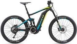 Giant Full-E+ 1 SX Pro 2018 - Electric Mountain Bike