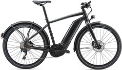Giant Quick-E+ 2018 - Electric Hybrid Bike