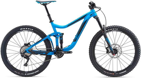 "Giant Reign 2 27.5"" Mountain Bike 2018 - Enduro Full Suspension MTB"