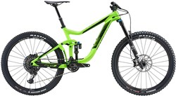 "Product image for Giant Reign Advanced 1 27.5"" Mountain Bike 2018 - Enduro Full Suspension MTB"