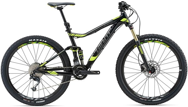 Giant mountain bikes free delivery 0 finance tredz for Suspension soldes