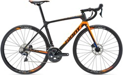 Product image for Giant TCR Advanced 1 Disc 2018 - Road Bike