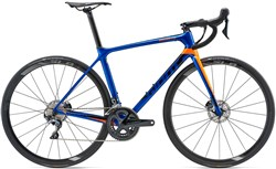 Product image for Giant TCR Advanced Pro 1 Disc  2018 - Road Bike