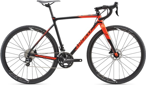 Giant TCX SLR 2 2018 - Cyclocross Bike