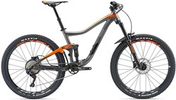"Product image for Giant Trance 3 27.5"" Mountain Bike 2018 - Trail Full Suspension MTB"