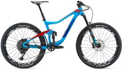 "Product image for Giant Trance Advanced 1 27.5"" Mountain Bike 2018 - Trail Full Suspension MTB"