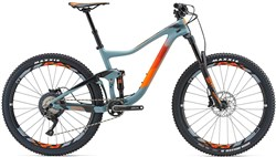 "Product image for Giant Trance Advanced 2 27.5"" Mountain Bike 2018 - Trail Full Suspension MTB"