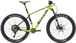 "Product image for Giant XTC Advanced + 2 27.5"" Mountain Bike 2018 - Hardtail MTB"