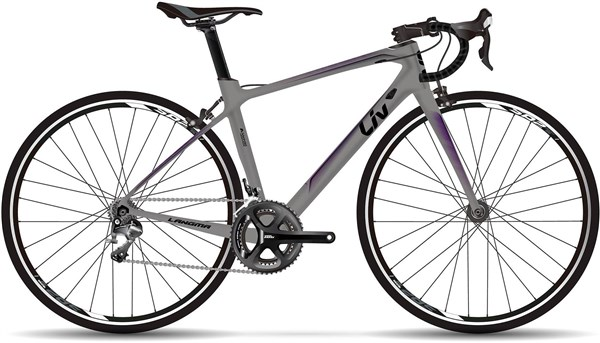 Liv Langma Advanced 2 Womens 2018 - Road Bike