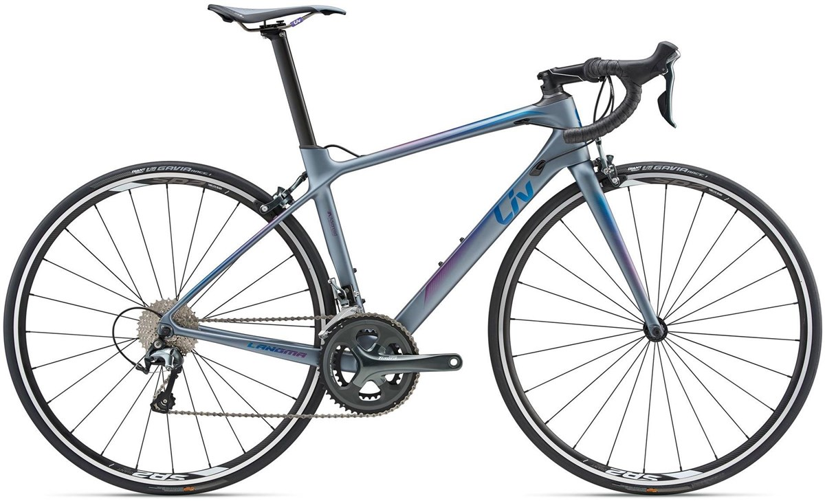 Liv Langma Advanced 3 Womens 2018 - Road Bike