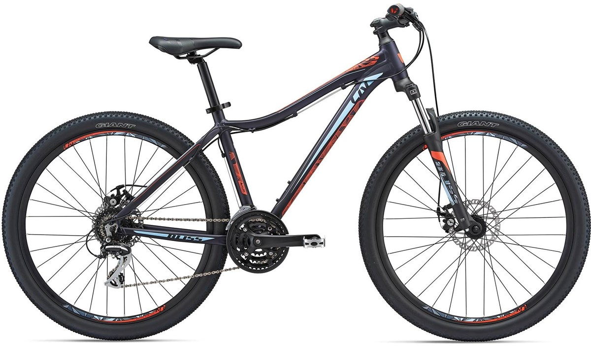 Liv Bliss 1 27.5in Womens Mountain Bike 2018 - Hardtail MTB