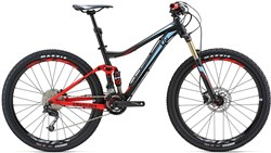 "Product image for Liv Embolden 2 27.5"" Womens Mountain Bike 2018 - Trail Full Suspension MTB"