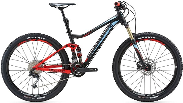 "Liv Embolden 2 27.5"" Womens Mountain Bike 2018 - Trail Full Suspension MTB"