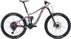 "Liv Hail 1 27.5"" Womens Mountain Bike 2018 - Enduro Full Suspension MTB"