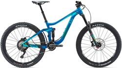 "Liv Hail 2 27.5"" Womens Mountain Bike 2018 - Enduro Full Suspension MTB"